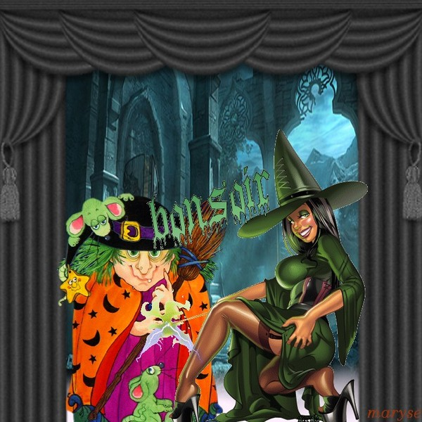 crea halloween