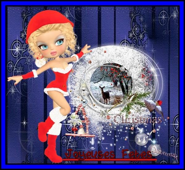 Cookie Joyeuses fêtes