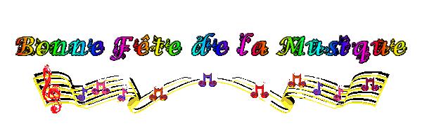 21 Juin - Fête de la musique La-musique